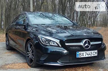 Mercedes-Benz CLA 200 2018 в Хмельницком