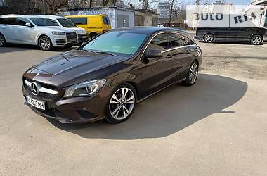 Mercedes-Benz CLA 200 2015 в Киеве