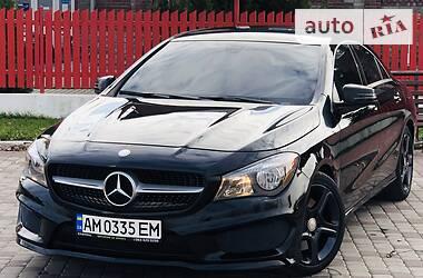 Mercedes-Benz CLA 250 2014 в Житомире