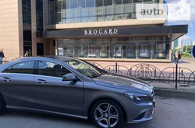 Купе Mercedes-Benz CLA 250 2014 в Киеве