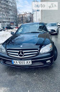Mercedes-Benz CLC 180 2010 в Киеве