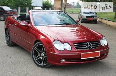 Mercedes-Benz CLK 200 2004