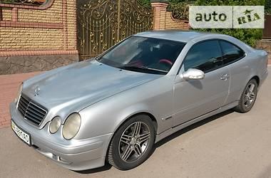 Mercedes-Benz CLK 200 2001 в Днепре