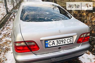 Mercedes-Benz CLK 200 1999 в Киеве