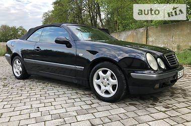 Mercedes-Benz CLK 200 1999 в Львове