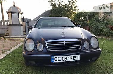 Mercedes-Benz CLK 200 1999 в Черновцах