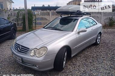 Mercedes-Benz CLK 200 2004 в Ивано-Франковске