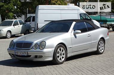 Mercedes-Benz CLK 200 2000 в Днепре