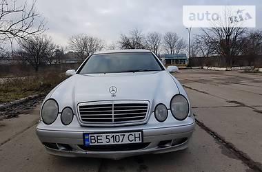 Купе Mercedes-Benz CLK 200 2001 в Первомайске