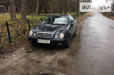 Купе Mercedes-Benz CLK 200 2001 в Киеве