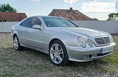 Купе Mercedes-Benz CLK 200 1999 в Черновцах
