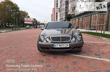Mercedes-Benz CLK 230 1998 в Ивано-Франковске