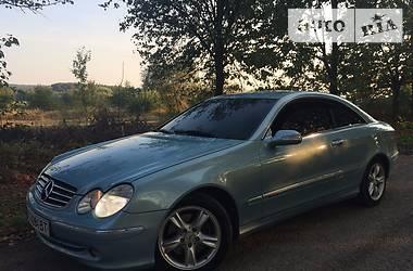 Mercedes-Benz CLK 240 2003