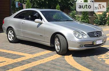 Mercedes-Benz CLK 240 2003 в Черновцах