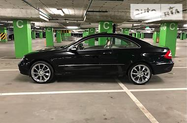 Mercedes-Benz CLK 240 2003 в Киеве