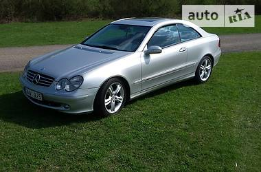 Mercedes-Benz CLK 270 2003