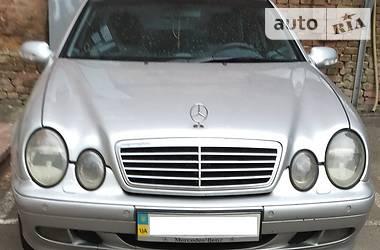 Mercedes-Benz CLK 320 1999 в Киеве