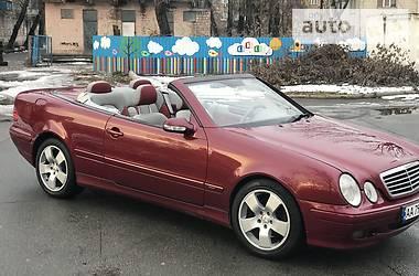 Mercedes-Benz CLK 320 2002 в Києві