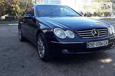 Купе Mercedes-Benz CLK 320 2002 в Николаеве