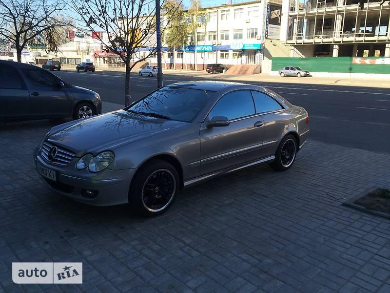 Mercedes-Benz CLK 500 2004 в Киеве