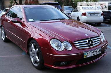 Mercedes-Benz CLK 500 2002 в Киеве