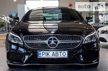 Mercedes-Benz CLS 250 2014 в Киеве