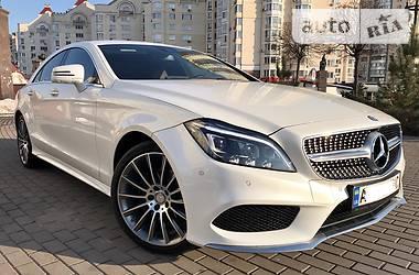 Mercedes-Benz CLS 250 2016 в Киеве
