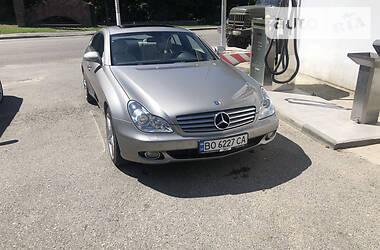 Купе Mercedes-Benz CLS 320 2006 в Черновцах