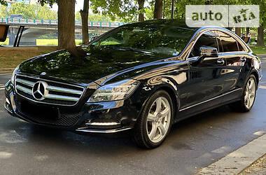 Mercedes-Benz CLS 350 2014 в Ужгороде