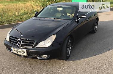 Купе Mercedes-Benz CLS 350 2007 в Покровську