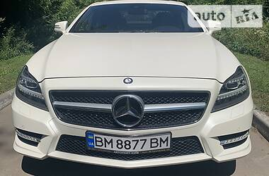 Седан Mercedes-Benz CLS 550 2012 в Сумах