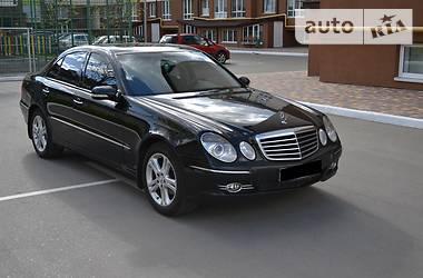 Mercedes-Benz E 200 2007