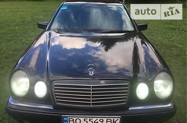 Mercedes-Benz E 200 1999 в Тернополе