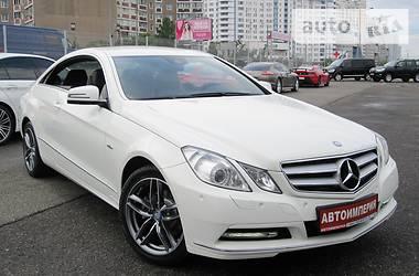 Mercedes-Benz E 200 2012 в Киеве