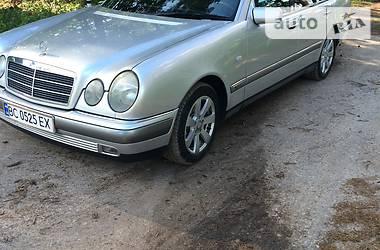 Mercedes-Benz E 200 1996 в Львове