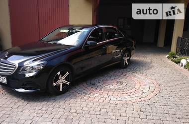 Mercedes-Benz E 200 2014