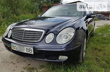 Mercedes-Benz E 200 2004 в Тернополе