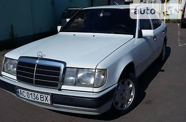 Mercedes-Benz E 200 1988