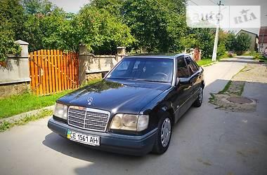Mercedes-Benz E 200 1995 в Черновцах