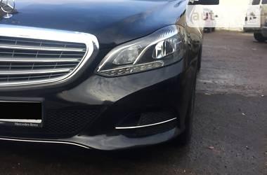 Mercedes-Benz E 200 2014 в Черновцах