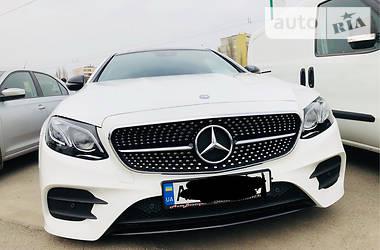 Mercedes-Benz E 200 2017 в Киеве