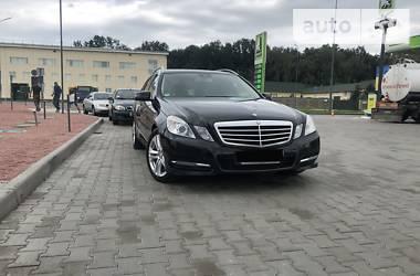 Mercedes-Benz E 200 2013 в Києві
