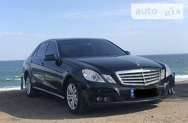 Mercedes-Benz E 200 2011 в Одессе