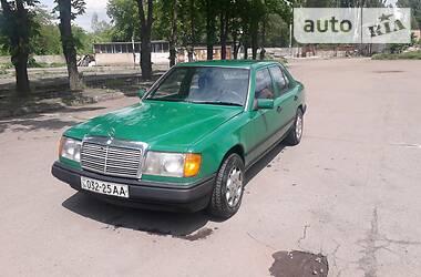 Mercedes-Benz E 200 1987 в Кривом Роге