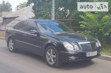 Mercedes-Benz E 200 2007 в Киеве