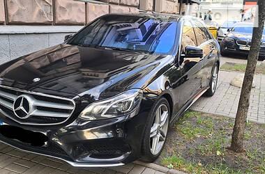 Mercedes-Benz E 200 2015 в Киеве