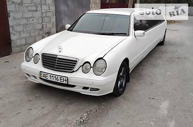 Mercedes-Benz E 200 2001 в Нікополі