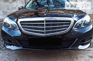 Унiверсал Mercedes-Benz E 200 2015 в Києві