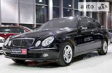 Mercedes-Benz E 200 2003 в Одесі