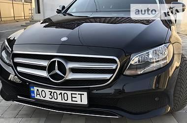Mercedes-Benz E 200 2016 в Сваляве
